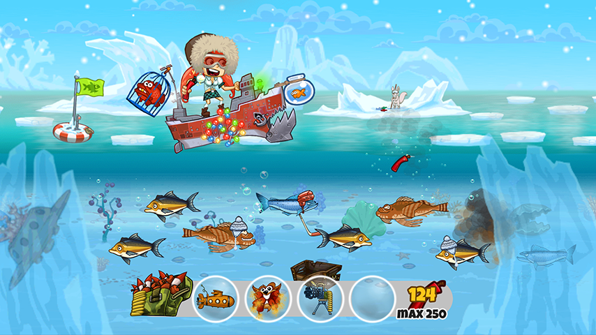 Dynamite fishing world games android apps on google play for Fishing world game