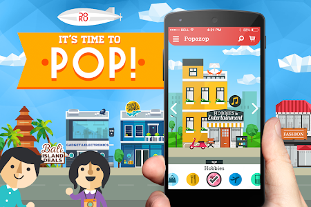 Popazop screenshot 1