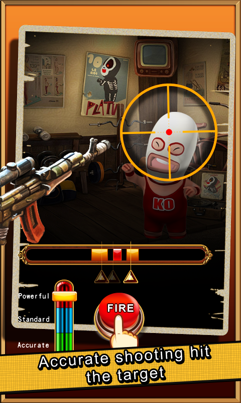 MR. ABOO Town Shooting - screenshot