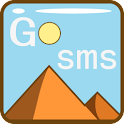 GO SMS Pro Hiking in Egypt logo