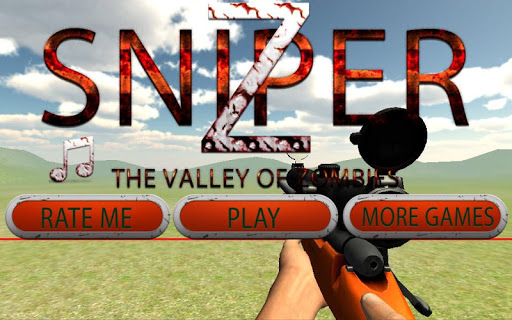 Sniper Z:The Valley of Zombies