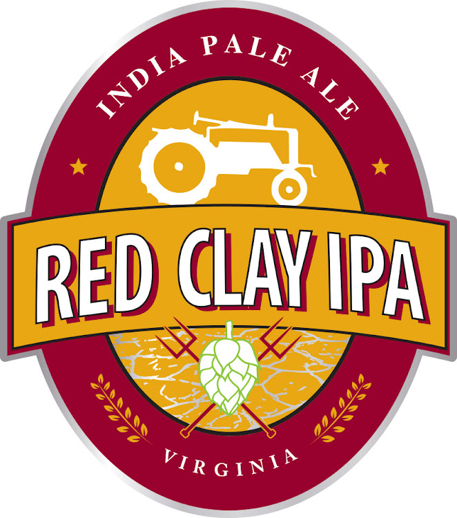 Logo of Sunken City Red Clay IPA