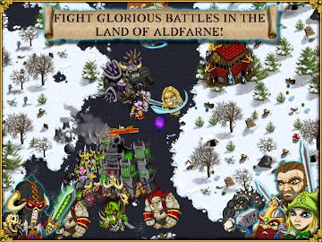 Warlords RTS: Strategy Game Screenshot 9