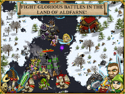 Warlords RTS: Strategy Game Screenshot 9
