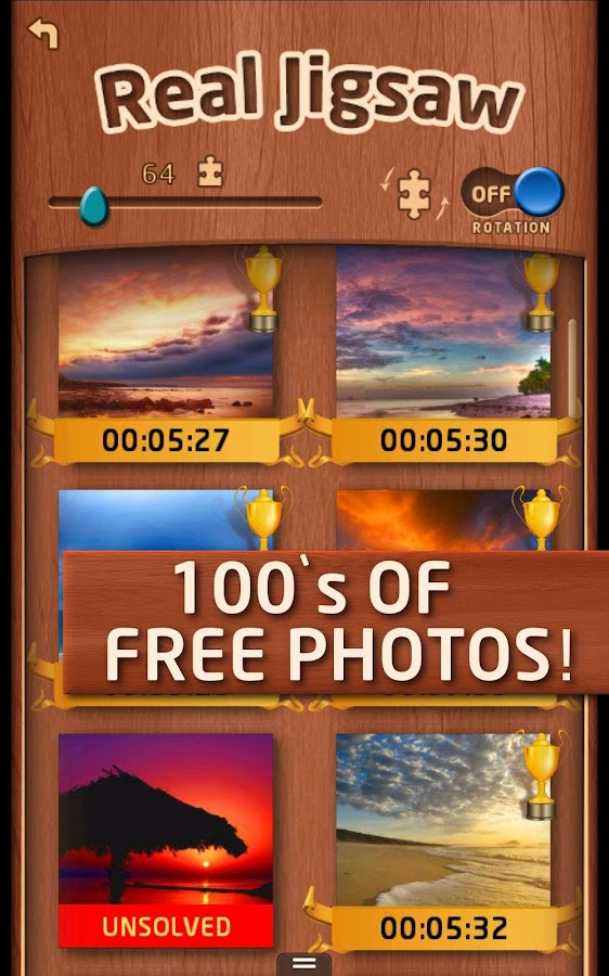 Jigsaw Puzzles Real Android Apps On Google Play