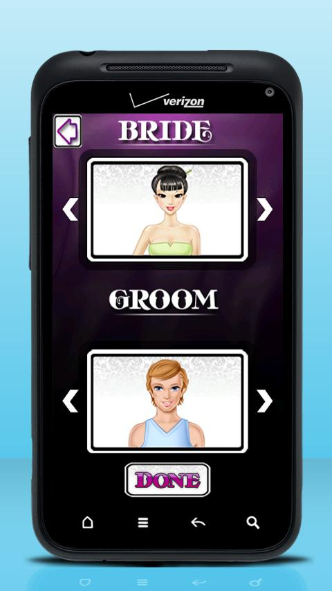 Bride and Groom Maker- screenshot
