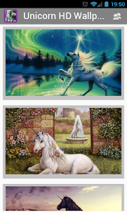 Unicorn HD Wallpapers - screenshot thumbnail