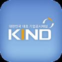 KRX 모바일 전자공시 mKIND icon