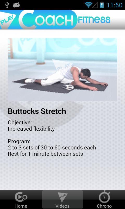 PlayCoach FitnessButt Workouts- screenshot