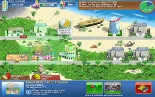 Screenshot of Hotel Mogul Tablet