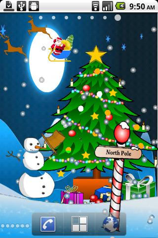 Christmas Night Free - screenshot