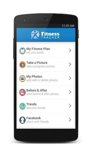 Fitness Tracker BMI Calculator