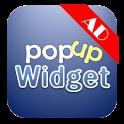 Popup Widget - AD icon