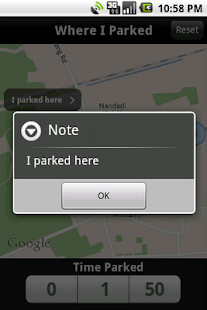 Where I Parked - screenshot thumbnail
