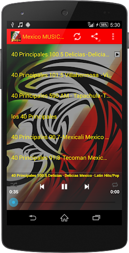 Mexico MUSIC Radio WorldWide