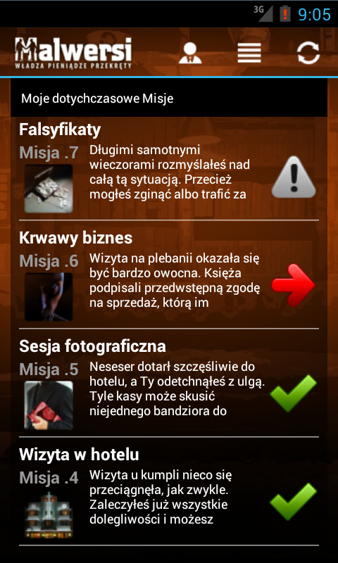 Malwersi (Beta)- screenshot