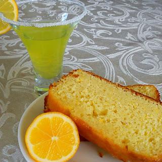 Limoncello Pound Cake