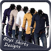 Boys Shirts Designs