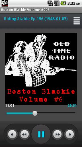 Boston Blackie Radio Show V.06