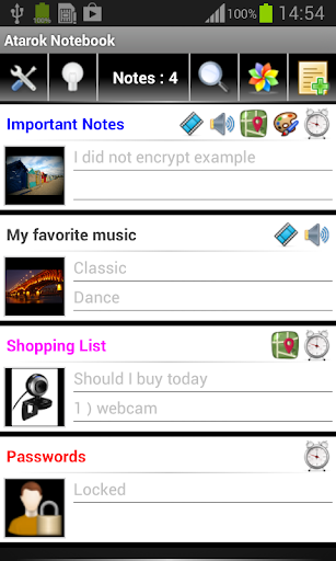 Notebooks - Android Apps on Google Play