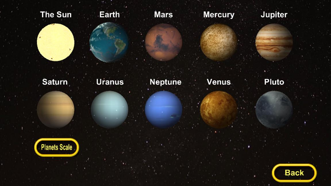 picture of our solar system 3d - photo #48