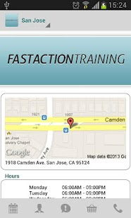 Fast Action Training - screenshot thumbnail