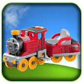 Kids Train Digital Toy