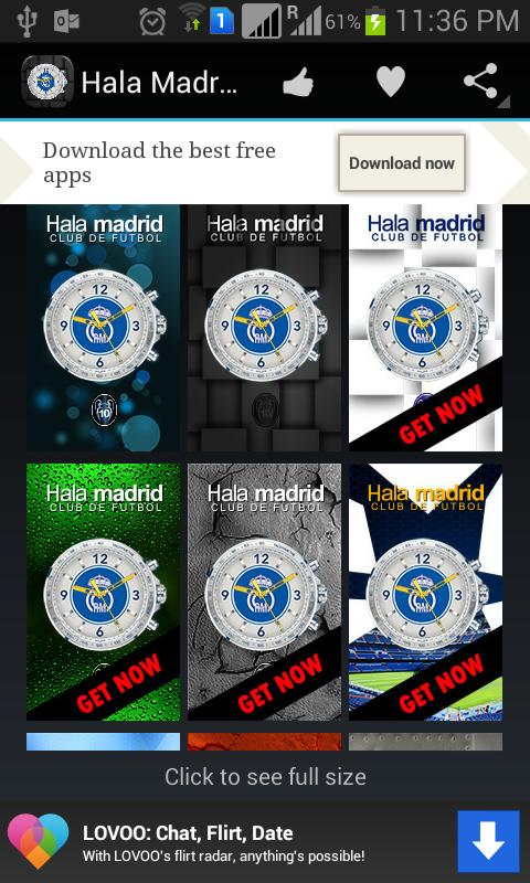 Hala Madrid Demo Wallpaper - screenshot