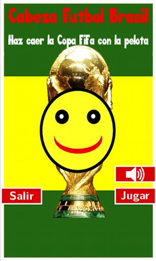 Cabeza Futbol Brasil