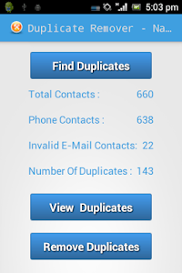 Duplicate Contacts & Utilities v3.6