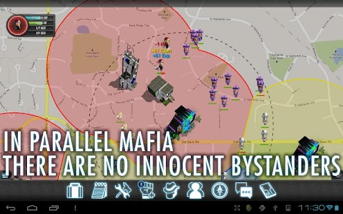 Parallel Mafia MMORPG Screenshot 9