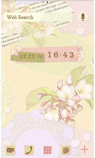 Natural Sakura for[+]HOME