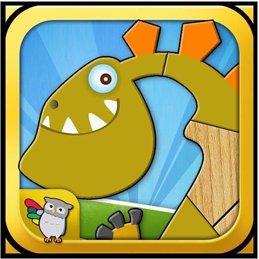 童裝 HD PRO首先拼圖 教育 App LOGO-硬是要APP
