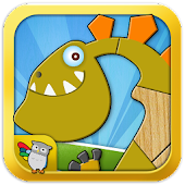 Kids First Puzzles HD