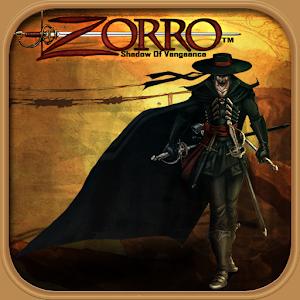 Zorro: Shadow of Vengeance 街機 App LOGO-硬是要APP