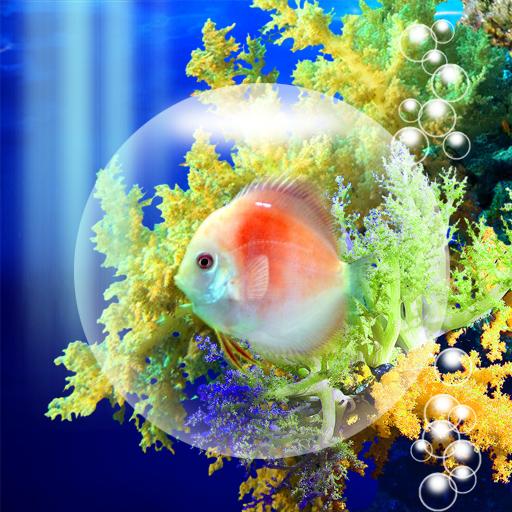 水族館 個人化 App LOGO-APP試玩