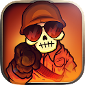 Whack Wars: Beat Filthy Moles icon