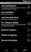 Screenshot of Wink It Emoji Keyboard Beta