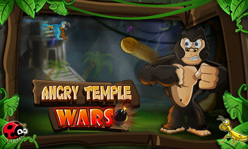 Angry Temple Wars