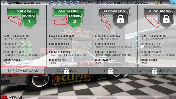 ACTC Racing v1.0