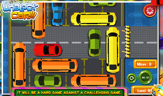 UnBlock Car- screenshot thumbnail
