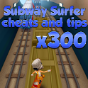 Subway Surfer Moscow Cheats icon
