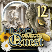 Hidden Objects Quest 12