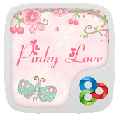 PinkyLove Toucher Point Theme