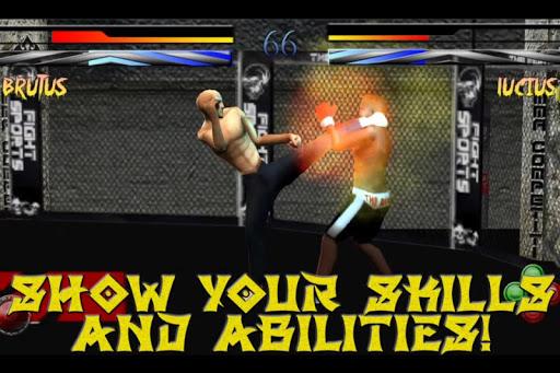 Mortal Street Fighter Club