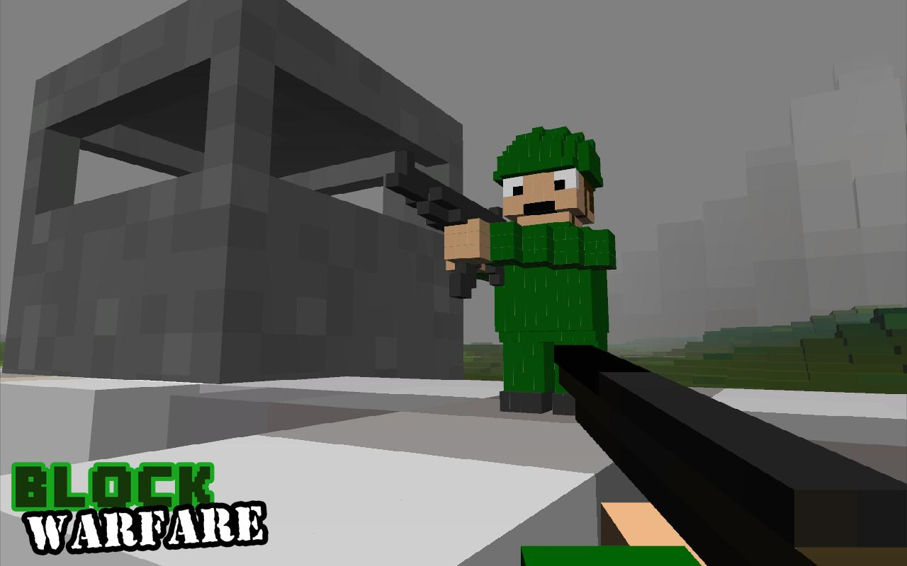 Block Warfare- screenshot
