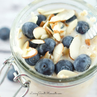 Overnight Oatmeal in a Jar Recipe (a No Cook Breakfast) Recipe