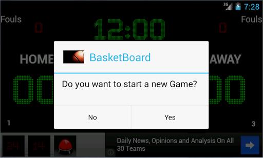 BasketBoard 1 screenshots {n} 3