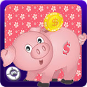 Piggy Bank - Crossy Piggy Game icon