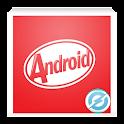 HoloRay - Android KitKat Theme icon